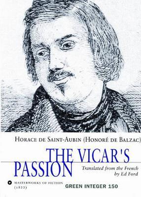 The Vicar's Passion (Paperback)