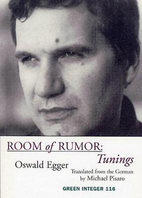 Room Of Rumor: Tunings (Paperback)