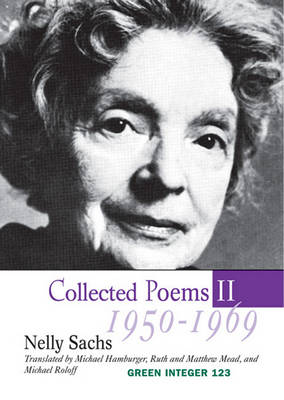 Collected Poems 1950-1969 (Paperback)