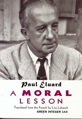 A Moral Lesson (Paperback)