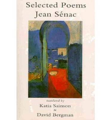 The Selected Poems of Jean Senac (Paperback)