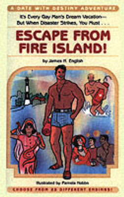 Escape from Fire Island!: A Date with Destiny Adventure (Paperback)
