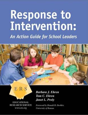 Response to Intervention: An Action Guide for School Leaders (Paperback)