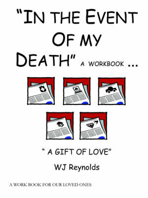 In the Event of My Death. A Workbook (Paperback)