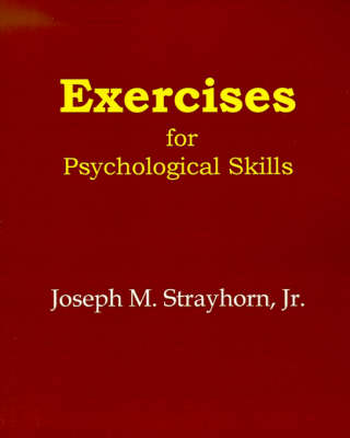 Exercises for Psychological Skills (Paperback)