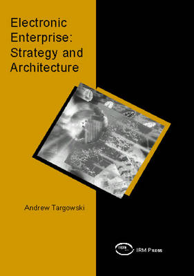 Cover Electronic Enterprise-Strategy and Architecture