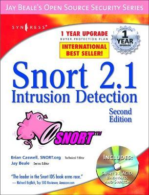 Snort 2.1 Intrusion Detection (Paperback)