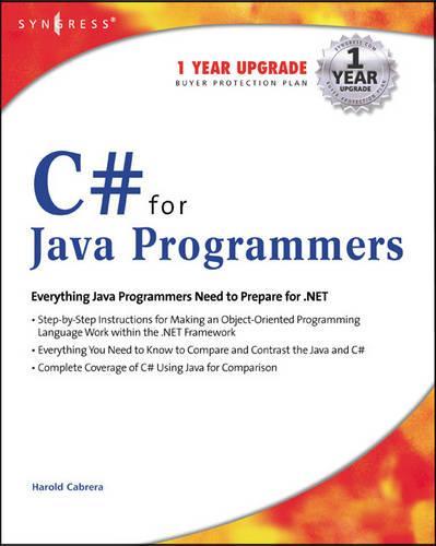 C# For Java Programmers (Paperback)
