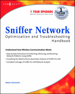 Sniffer Pro Network Optimization and Troubleshooting Handbook (Paperback)