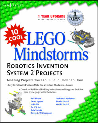 10 Cool Lego Mindstorm Robotics Invention System 2 Projects: Amazing Projects You Can Build in Under an Hour (Paperback)