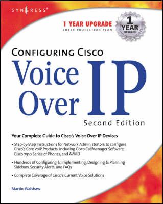 Configuring Cisco Voice Over (Paperback)