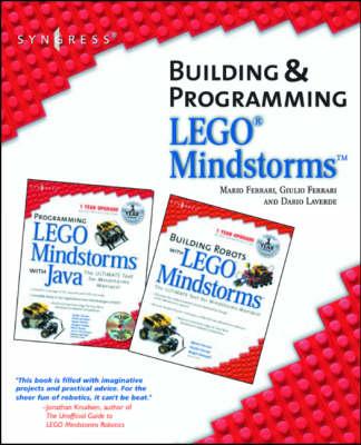 Building and Programming Lego Mindstorm Robots Kit