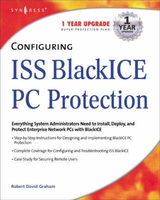 Configuring Iss Blackice PC Protection (Paperback)