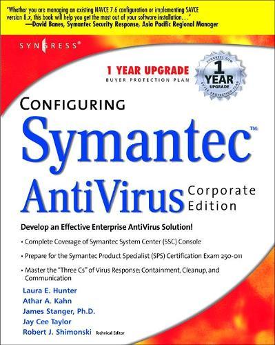 Configuring Symantec AntiVirus Enterprise Edition (Paperback)