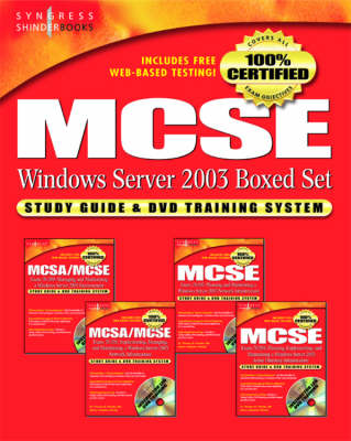 MCSE Windows Server 2003: Study Guide & DVD Training System