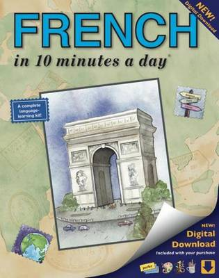 FRENCH in 10 minutes a day (R) Audio CD (Paperback)