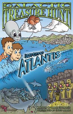 Galactic Treasure Hunt #2: Lost City of Atlantis (Paperback)