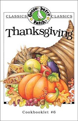 Thanksgiving - Classic Cookbooklets 06 (Paperback)