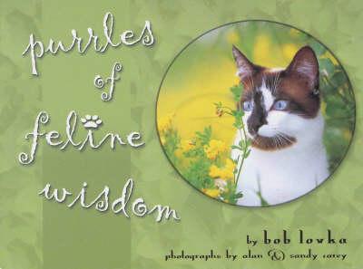 Purrles of Feline Wisdom (Paperback)