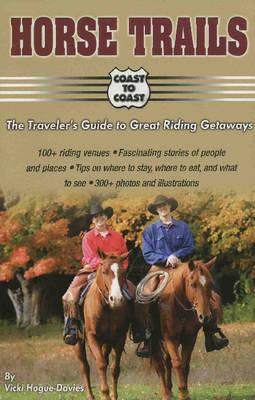 Horse Trails: Coast to Coast (Paperback)