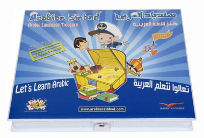 Arabian Sinbad: Arabic Learning Treasure Chest (DVD)