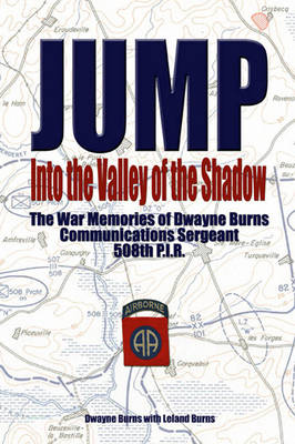 Jump: into the Valley of the Shadow (Hardback)