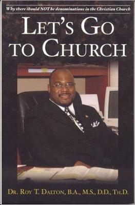Let's Go to Church (Paperback)