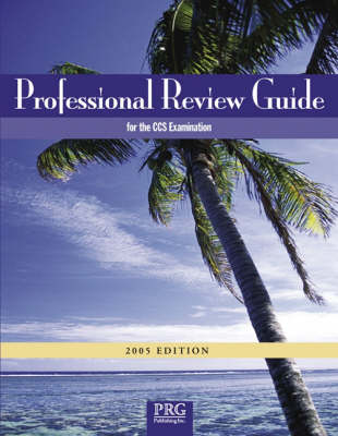 Rvw Gde F/Ccs Exam W/CD 2005