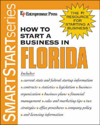 How to Start a Business in Florida (Paperback)