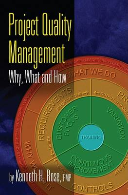 Project Quality Management: Why, What and How (Paperback)