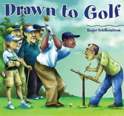 Drawn to Golf (Hardback)