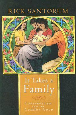 It Takes a Family (Hardback)