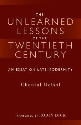 Unlearned Lessons of Twentieth Century (Hardback)