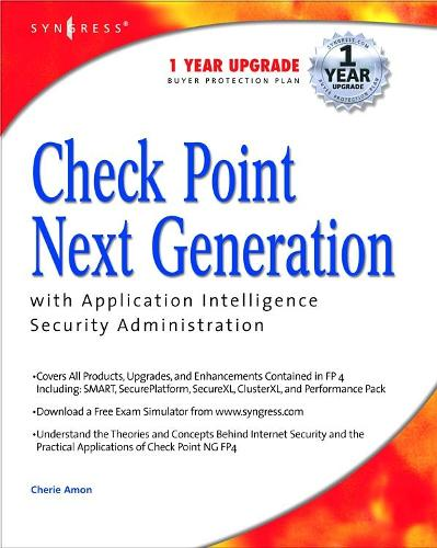 Check Point Next Generation with Application Intelligence Security Administration (Paperback)
