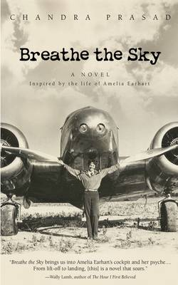 Breathe the Sky: A Novel Inspired by the Life of Amelia Earhart (Paperback)