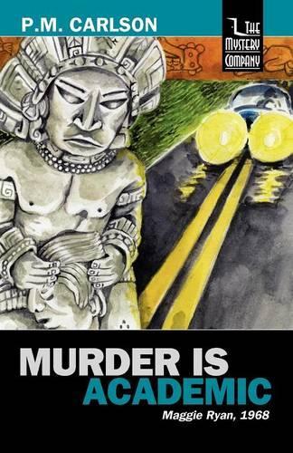Murder Is Academic (Paperback)