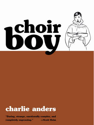 Cover of the book, Choir Boy.