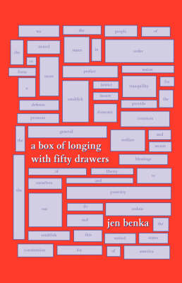 Box of Longing with Fifty Drawers (Paperback)