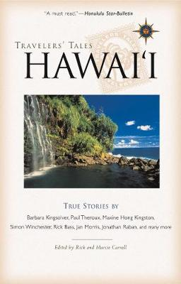 Travelers' Tales Hawai'i: True Stories (Paperback)