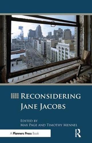 Reconsidering Jane Jacobs (Paperback)