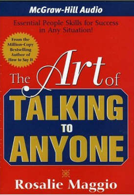 The Art of Talking to Anyone: Essential People Skills for Success in Any Situation (CD-Audio)