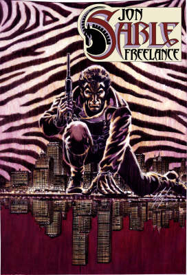The Complete Mike Grell's Jon Sable, Freelance: v. 2 (Paperback)