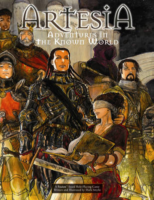 Artesia: Adventures in the Known World RPG