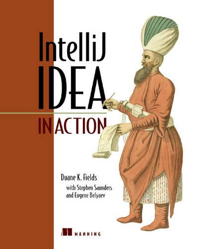 IntelliJ IDEA in Action (Paperback)