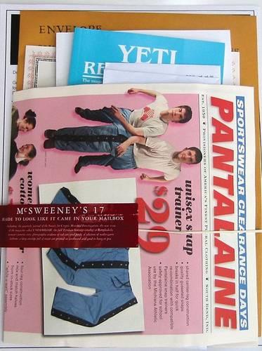 McSweeney's Issue 17 (Hardback)