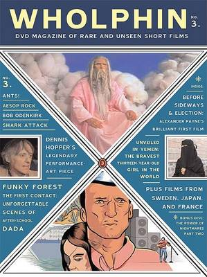 Wholphin No. 3: DVD Magazine of Rare and Unseen Short Films - Wholphin: DVD Magazine of Rare & Unseen Short F... (DVD video)