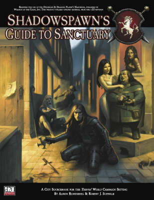Thieves' World: Shadowspawn's Guide to Sanctuary