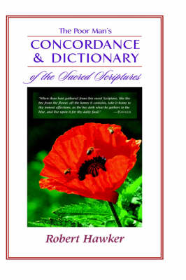 The Poor Man's Concordance and Dictionary (Hardback)