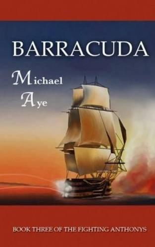 Barracuda: The Fighting Anthonys, Book 3 (Paperback)