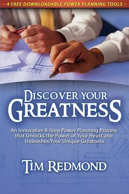 Discover Your Greatness Power Planning System (includes 4 Power Planning Tools) (Paperback)